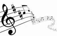 Portée musicale en clé de sol
