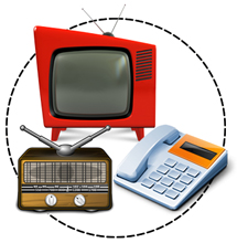Téléphone, radio et vidéo, tous ces supports nécessitent une bonne bande son