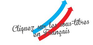 flèches pour les sous-titres en Français