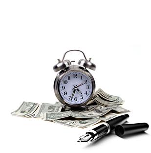création de contenu Web...le temps c'est de l'argent